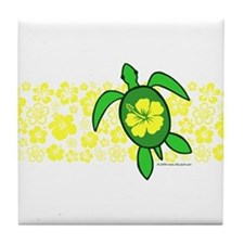 Hawaii Turtle Tile Coaster