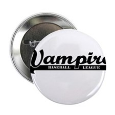 """Vampire Baseball League 2.25"""" Button"""