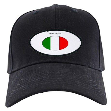Italian Stallion Black Cap