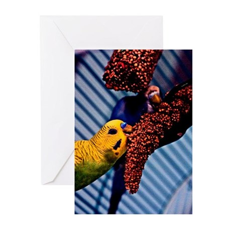 Storm, Rain, and Millet 2Greeting Cards (Pk of 20)