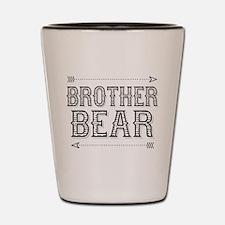 Brother Bear Shot Glass