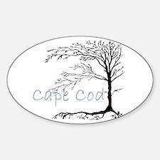 Cape Cod Primitive Decal