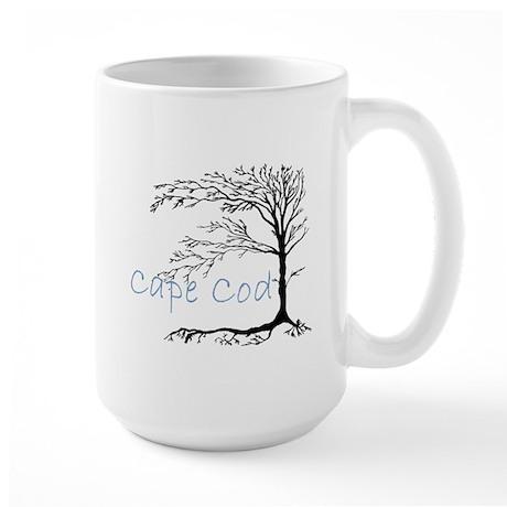 Cape Cod Primitive Large Mug