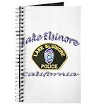 Lake Elsinore Police Journal