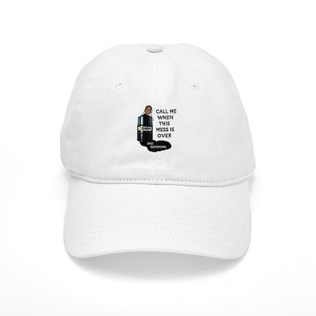 SLICK AND OILY BARACK Cap