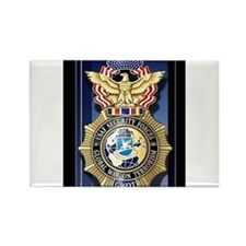 USAF Police GWOT Rectangle Magnet