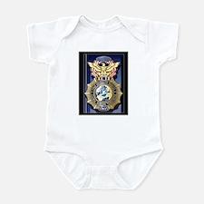 USAF Police GWOT Infant Bodysuit