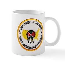 Indian Highway Safety Program Mug