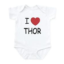 I heart Thor Onesie