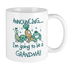 Veggies Future Grandma Mug