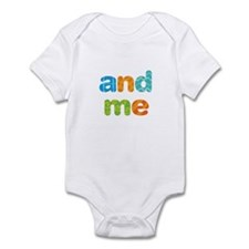 And Me Infant Bodysuit