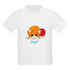 Kitten Play T-Shirt