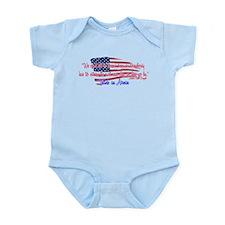 Kisses Goodbye Infant Bodysuit