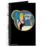 Betty draper Journals & Spiral Notebooks