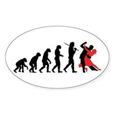 Dancing Decal