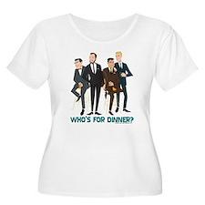 Mad Men Philanderers Women's Plus Size T-Shirt