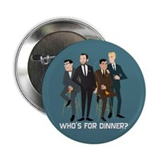 "Mad Men Philanderers 2.25"" Button"