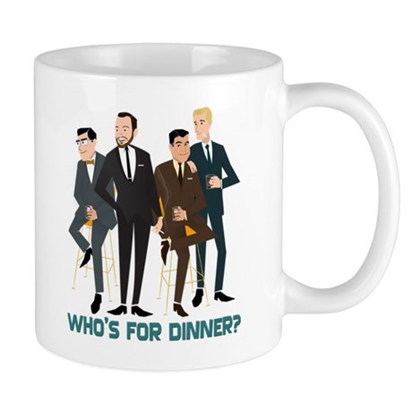Mad Men Philanderers Mug