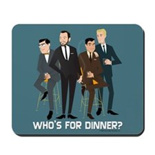 Mad Men Philanderers Mousepad