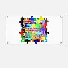 autism aspergers Banner