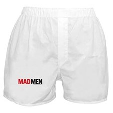 Mad Men Logo Boxer Shorts