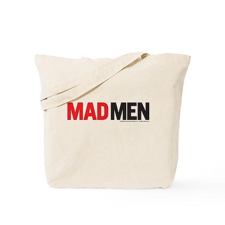 Mad Men Logo Tote Bag