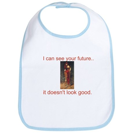 I Can See The Future Bib