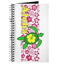 Aloha Hawaii Turtle Journal