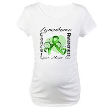 Ribbon Lymphoma Awareness Shirt