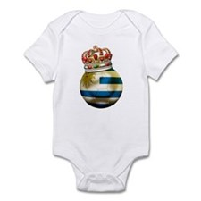 Uruguay Football Champion Infant Bodysuit