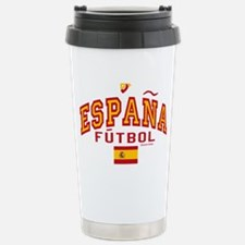 Espana Futbol/Spain Soccer Travel Mug