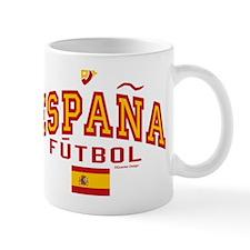 Espana Futbol/Spain Soccer Mug