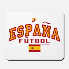 Espana Futbol/Spain Soccer Mousepad