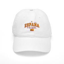 Espana Futbol/Spain Soccer Baseball Cap