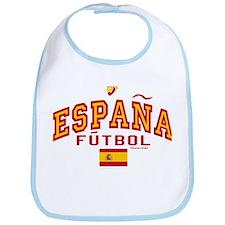 Espana Futbol/Spain Soccer Bib