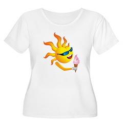 Sun 'n' Ice Cream T-Shirt