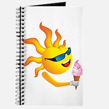 Sun 'n' Ice Cream Journal