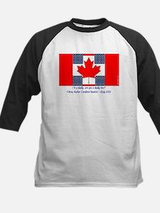 Americanadian/Canarican Flag Tee