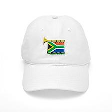 South Africa Vuvuzela Baseball Cap
