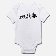 QUAD EVOLUTION Infant Bodysuit