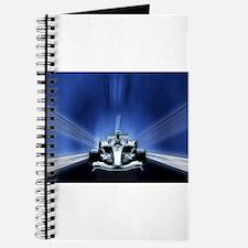 Speedy Blue F1 Journal