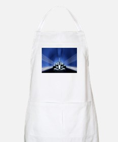 Speedy Blue F1 Apron
