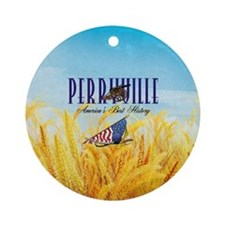 ABH Perryville Ornament (Round)