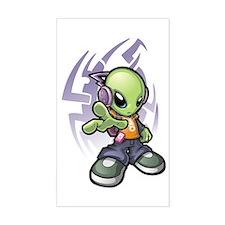 Alien Decal
