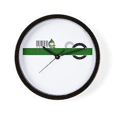 Vaper Wall Clock