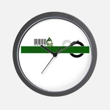 Vaper Wall Clock
