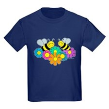 Bees & Flowers T