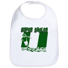 Super Eagles of Nigeria Bib