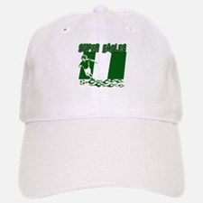 Super Eagles of Nigeria Baseball Baseball Cap