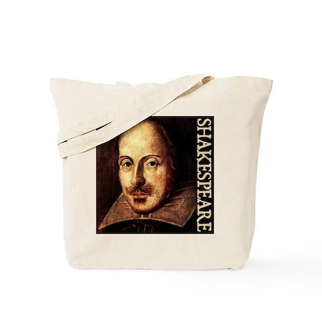 Shakespeare Portrait Tote Bag